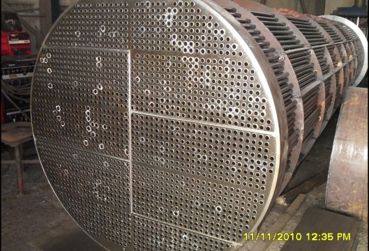 Tubular Type Heat Exchangers, Air Cooler and Condenser