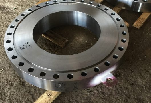 U-200 EXCHANGER TEST RING MANUFACTURING