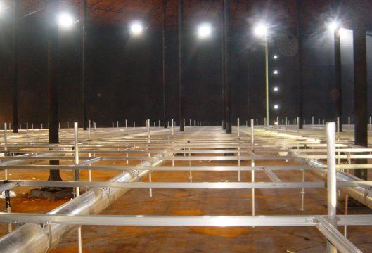 Aluminyum ve Çelik Yüzer  Tavan İmalatı