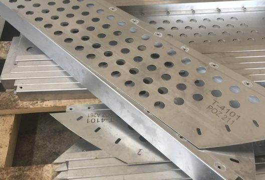 T-4101 COLUMN TRAY MANUFACTURING